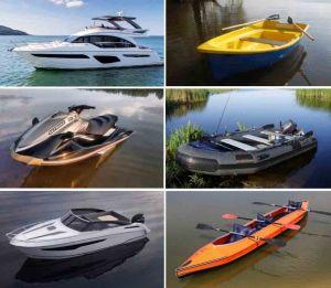Какие лодки нужно регистрировать в Украине 2020