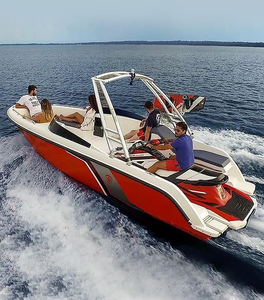 Права на лодку и катер