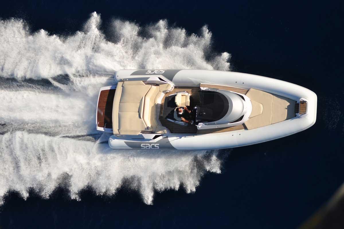 Права на човен та катер 6 - 24м