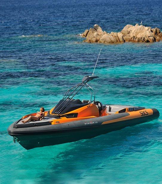 Получить права на моторную лодку 24 метра